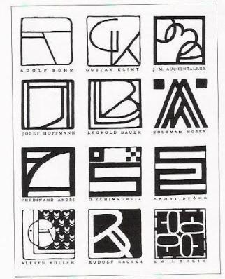 Vienna Art + Design monograms