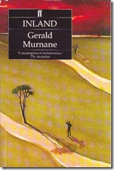 Gerald Murnane, Inland book cover